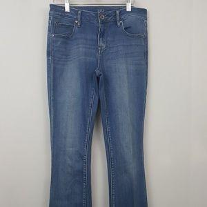 Ana Women's Bootcut Jeans Pants Size 4/27 Medium
